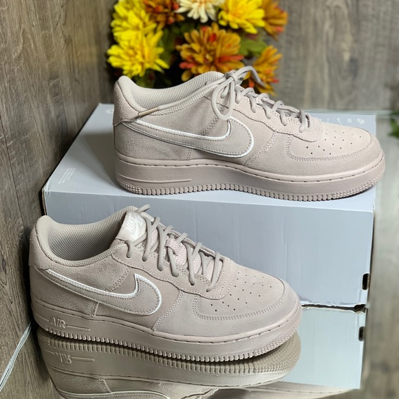 Air Force Lv8 Suede Gs Moon